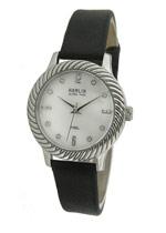 Ladies Rope Bezel Silver Tone (HAML0346:002)