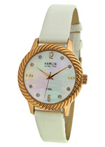 Ladies Rope Bezel Gold Tone (HAML0346:003)
