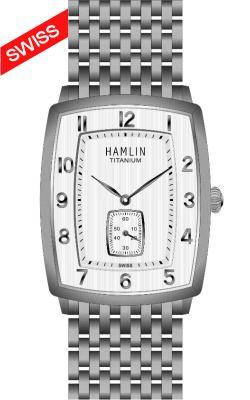Mens Titanium (HAMM0343:006)
