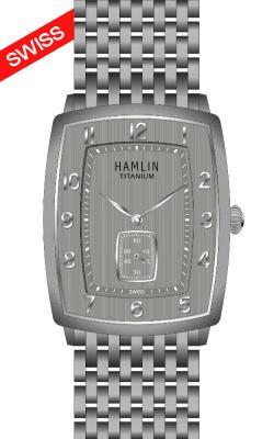 Mens Titanium (HAMM0343:007)